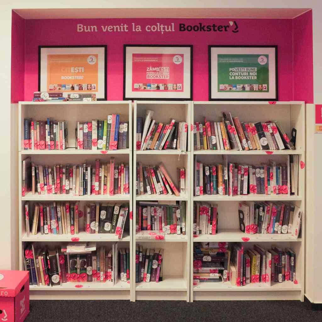 Iubire în diverse forme tip biblioteca